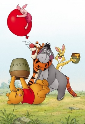 Winnie the Pooh movie poster (2011) poster MOV_1434eed8