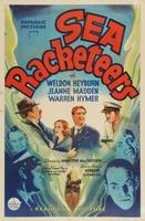 Sea Racketeers movie poster (1937) picture MOV_143a883b