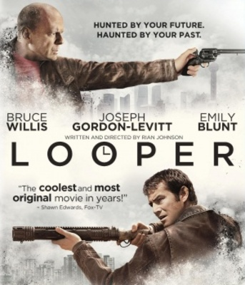 Looper movie poster (2012) poster MOV_143f5d94