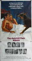 They Only Kill Their Masters movie poster (1972) picture MOV_143f930c