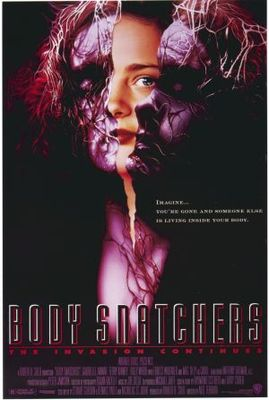 Body Snatchers movie poster (1993) poster MOV_143fefb1