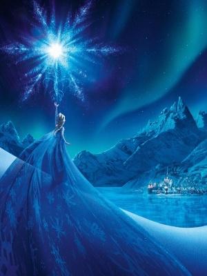 Frozen movie poster (2013) poster MOV_1440e283