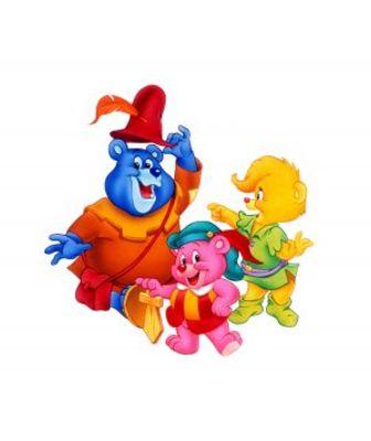 The Gummi Bears movie poster (1985) poster MOV_144bf769