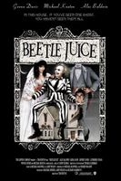 Beetle Juice movie poster (1988) picture MOV_144c0c43