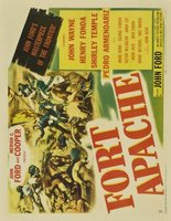 Fort Apache movie poster (1948) picture MOV_14522071