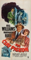 The Clay Pigeon movie poster (1949) picture MOV_145900de