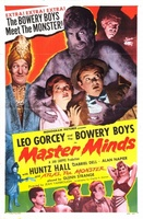 Master Minds movie poster (1949) picture MOV_1ab3a375