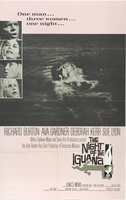 The Night of the Iguana movie poster (1964) picture MOV_68067d6b