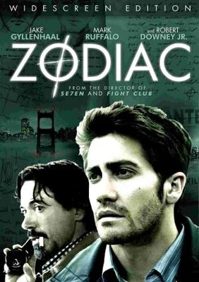 Zodiac movie poster (2007) poster MOV_1461fece
