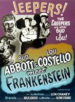 Bud Abbott Lou Costello Meet Frankenstein movie poster (1948) picture MOV_146b2991