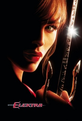 Elektra movie poster (2005) poster MOV_146d0c02