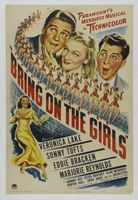 Bring on the Girls movie poster (1945) picture MOV_146ea116