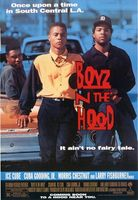 Boyz N The Hood movie poster (1991) picture MOV_3d9957d4
