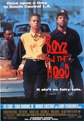 Boyz N The Hood movie poster (1991) poster MOV_146f67a4