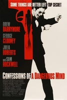 Confessions of a Dangerous Mind movie poster (2002) picture MOV_f6b1011d