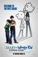 Diary of a Wimpy Kid 2: Rodrick Rules movie poster (2011) picture MOV_14785e98