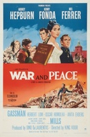 War and Peace movie poster (1956) picture MOV_147d8940