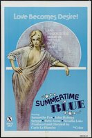 Summertime Blue movie poster (1979) picture MOV_147dfe52