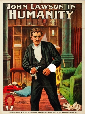 Humanity; or, Only a Jew movie poster (1913) poster MOV_147ebe72