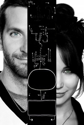 Silver Linings Playbook movie poster (2012) poster MOV_147f4b06