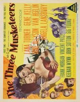 The Three Musketeers movie poster (1948) picture MOV_14801acf