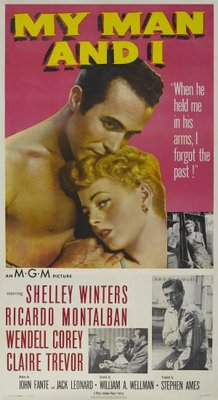 My Man and I movie poster (1952) poster MOV_14944bf9