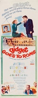 Gidget Goes to Rome movie poster (1963) picture MOV_36a619f2