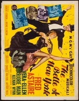 The Belle of New York movie poster (1952) picture MOV_149b25da