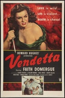 Vendetta movie poster (1950) picture MOV_149b44f3