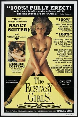 The Ecstasy Girls movie poster (1979) poster MOV_149ceb84