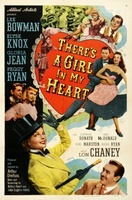 There's a Girl in My Heart movie poster (1949) picture MOV_149cff36