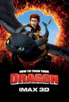 How to Train Your Dragon movie poster (2010) picture MOV_149e0016