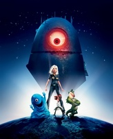 Monsters vs. Aliens movie poster (2009) picture MOV_14a332b2