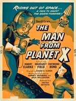 The Man From Planet X movie poster (1951) picture MOV_14a42a00