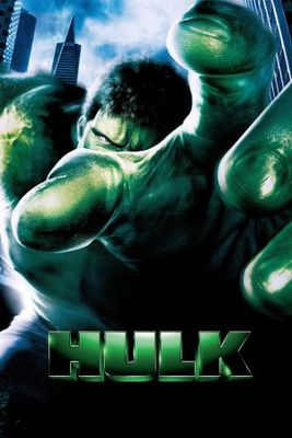Hulk movie poster (2003) poster MOV_14a4823a