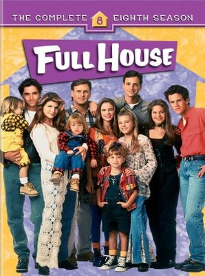 Full House movie poster (1987) poster MOV_14a52762