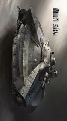 Iron Sky movie poster (2012) poster MOV_14a70544