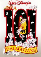 One Hundred and One Dalmatians movie poster (1961) picture MOV_14aee1e7
