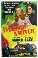 I Married a Witch movie poster (1942) picture MOV_14b58c84