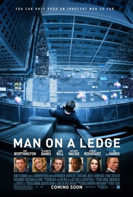 Man on a Ledge movie poster (2012) poster MOV_14b5f9a0
