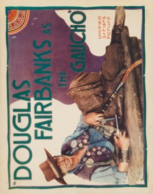 The Gaucho movie poster (1927) poster MOV_14b84157