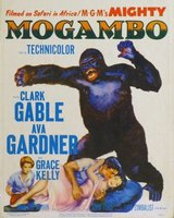 Mogambo movie poster (1953) picture MOV_14bd9d5f