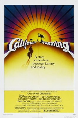 California Dreaming movie poster (1979) poster MOV_14bddc2f