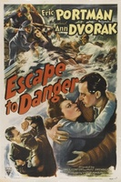 Escape to Danger movie poster (1943) picture MOV_14be1ee6