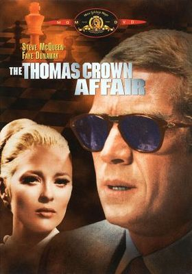 The Thomas Crown Affair movie poster (1968) poster MOV_14be6cd2