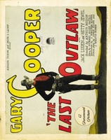 The Last Outlaw movie poster (1927) picture MOV_14c0d76b