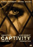Captivity movie poster (2007) picture MOV_14c11c0d