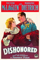 Dishonored movie poster (1931) picture MOV_14c3201e