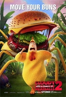 Cloudy with a Chance of Meatballs 2 movie poster (2013) picture MOV_14c37858