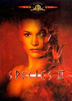 Species II movie poster (1998) picture MOV_6fa6daad